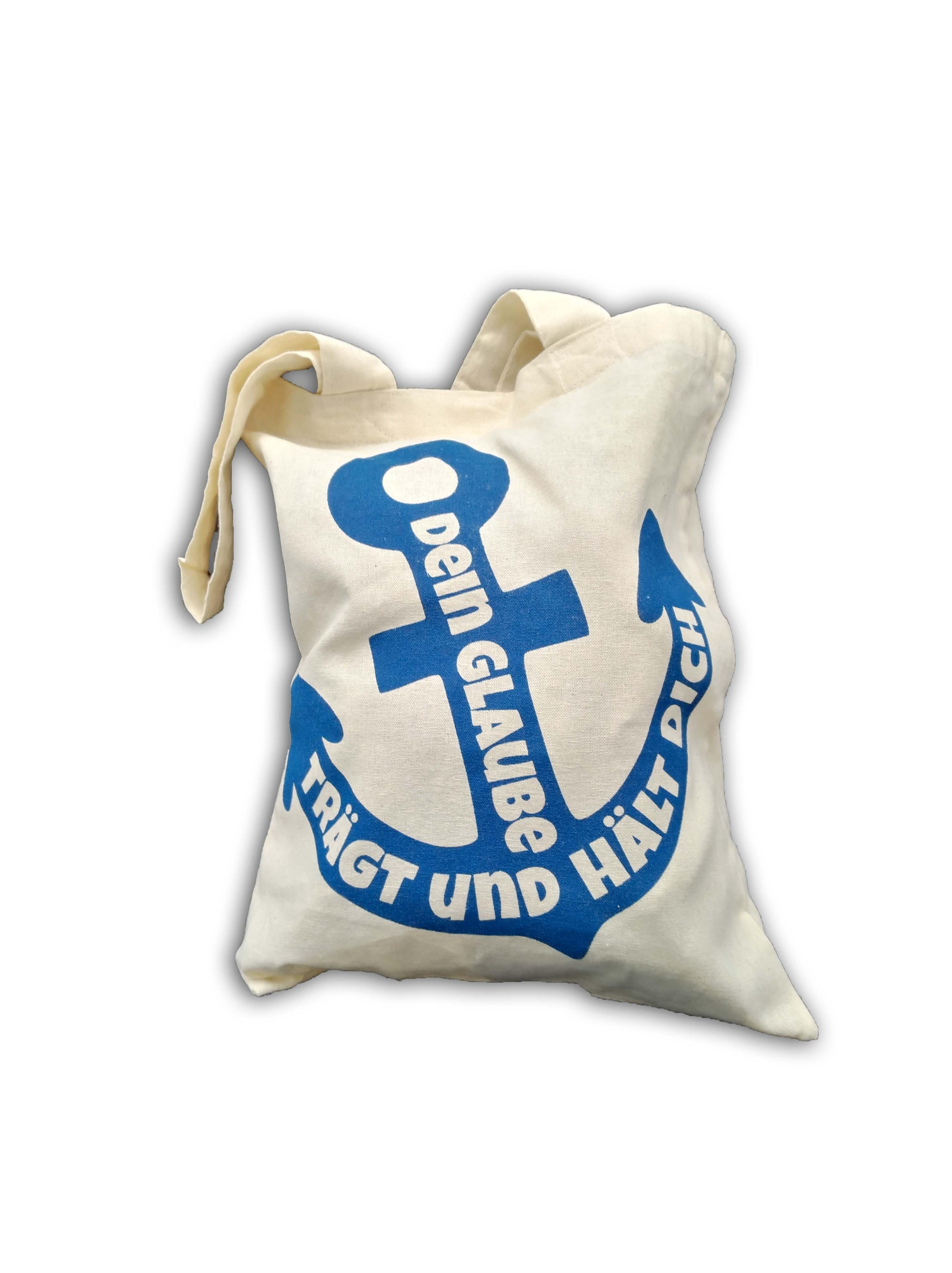 """Baumwollrucksack """"getragen"""""""