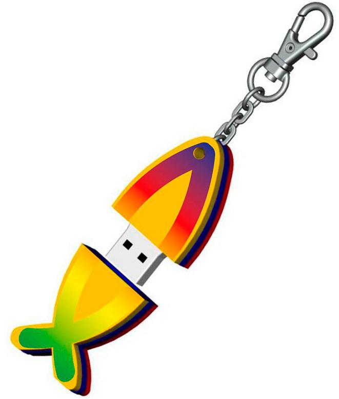 USB-Stick Fisch 8GB