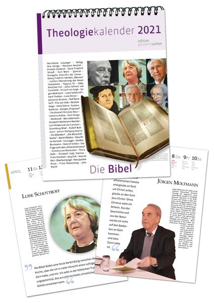 Theologiekalender 2021