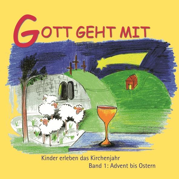 """Minibuch """"Kirchenjahr"""""""