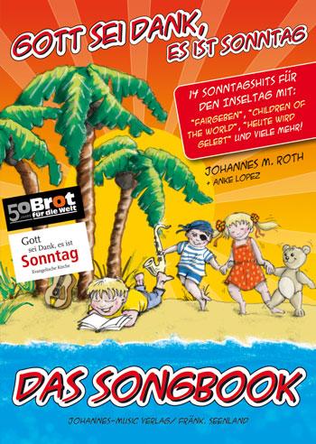 "Songbook ""Gott sei Dank, es ist Sonntag"""