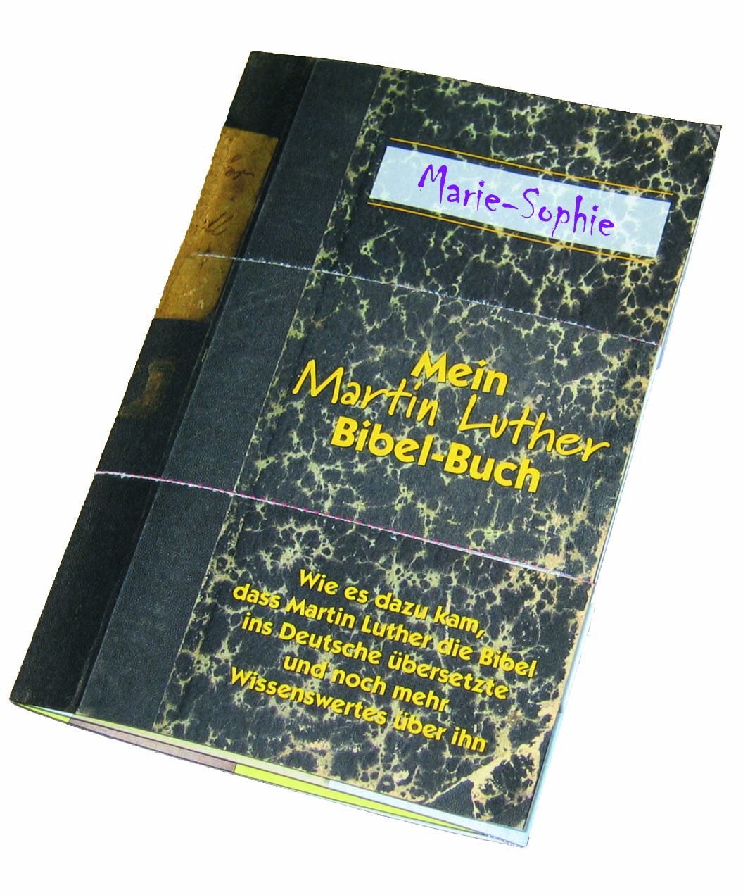 Mein Martin-Luther-Bibel-Buch