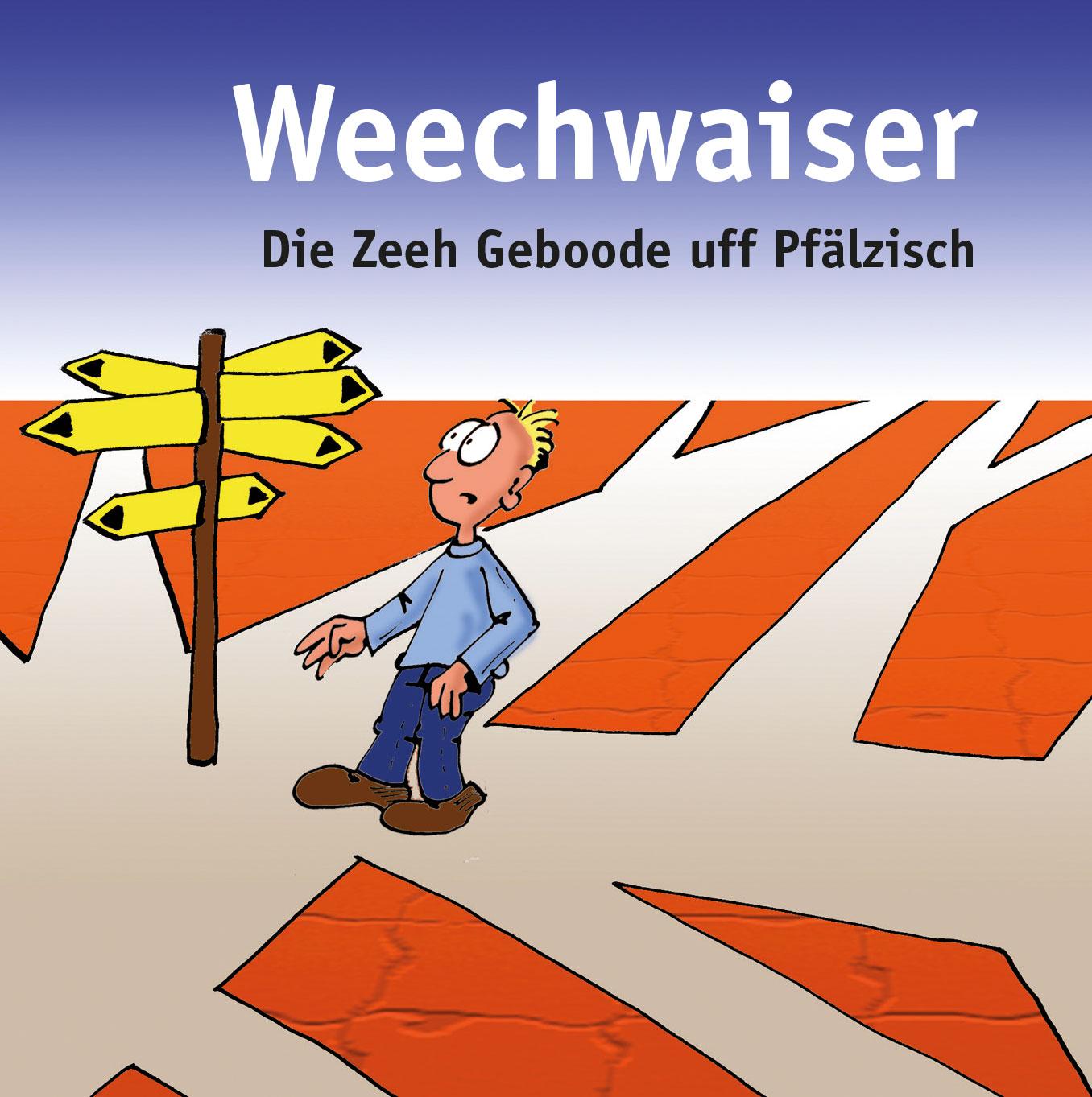 """Minibuch """"Weechwaiser"""""""