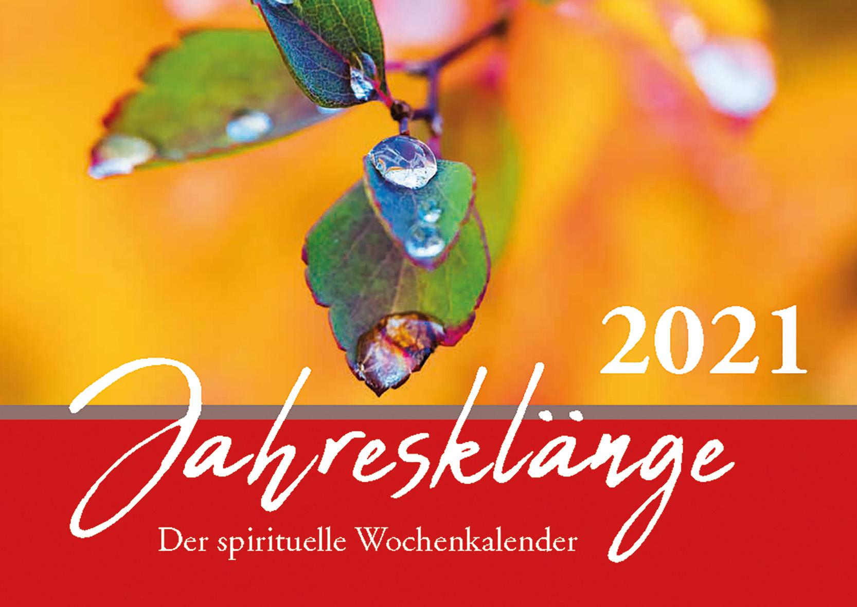 Jahresklänge 2021