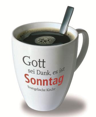 Sonntags-Initiative: Kaffeebecher