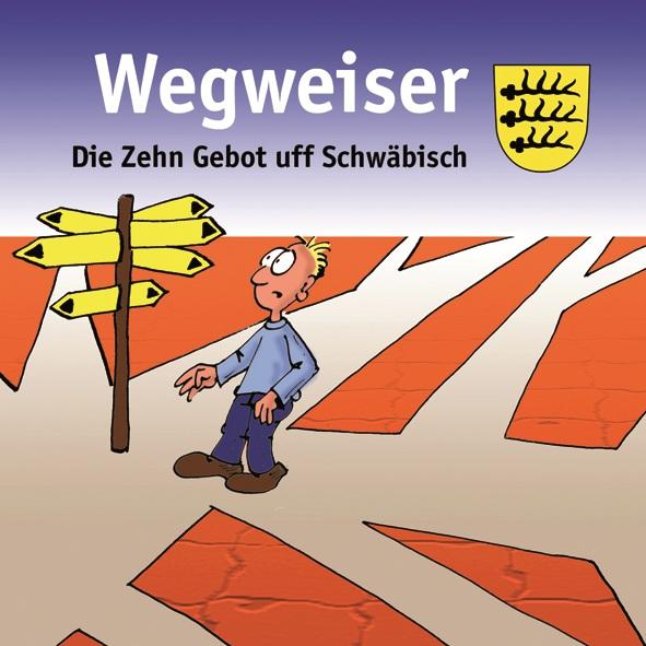 """Minibuch 10 Gebote """"Wegweiser"""""""