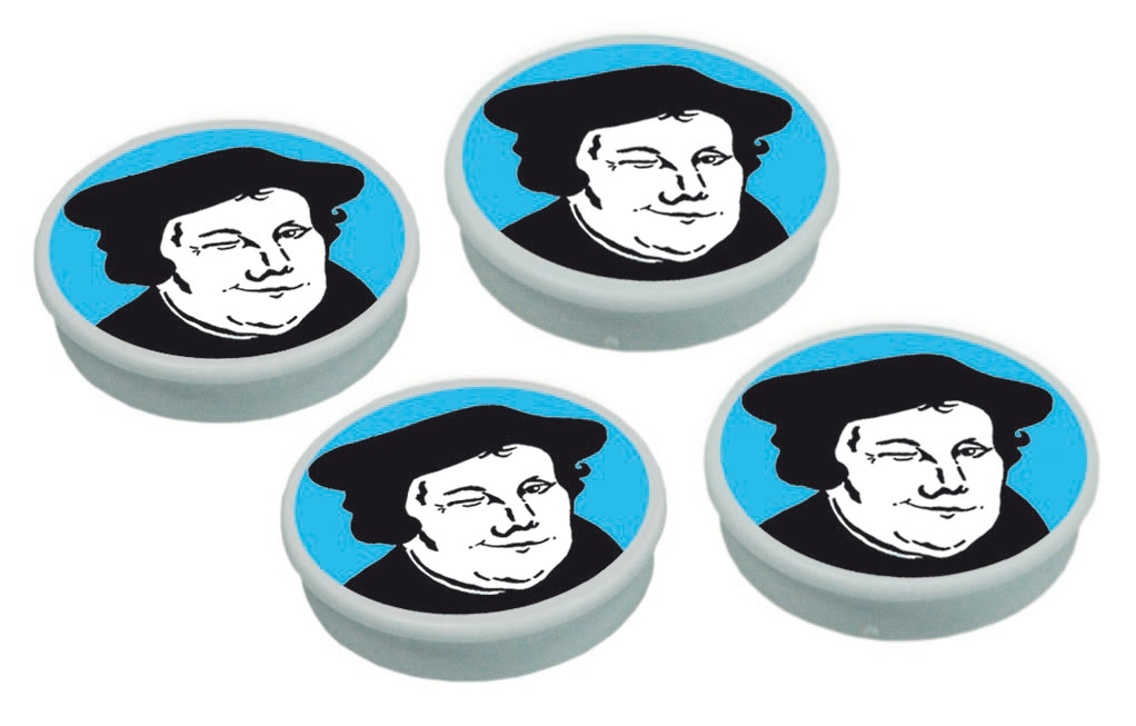 Magnet Hallo Luther