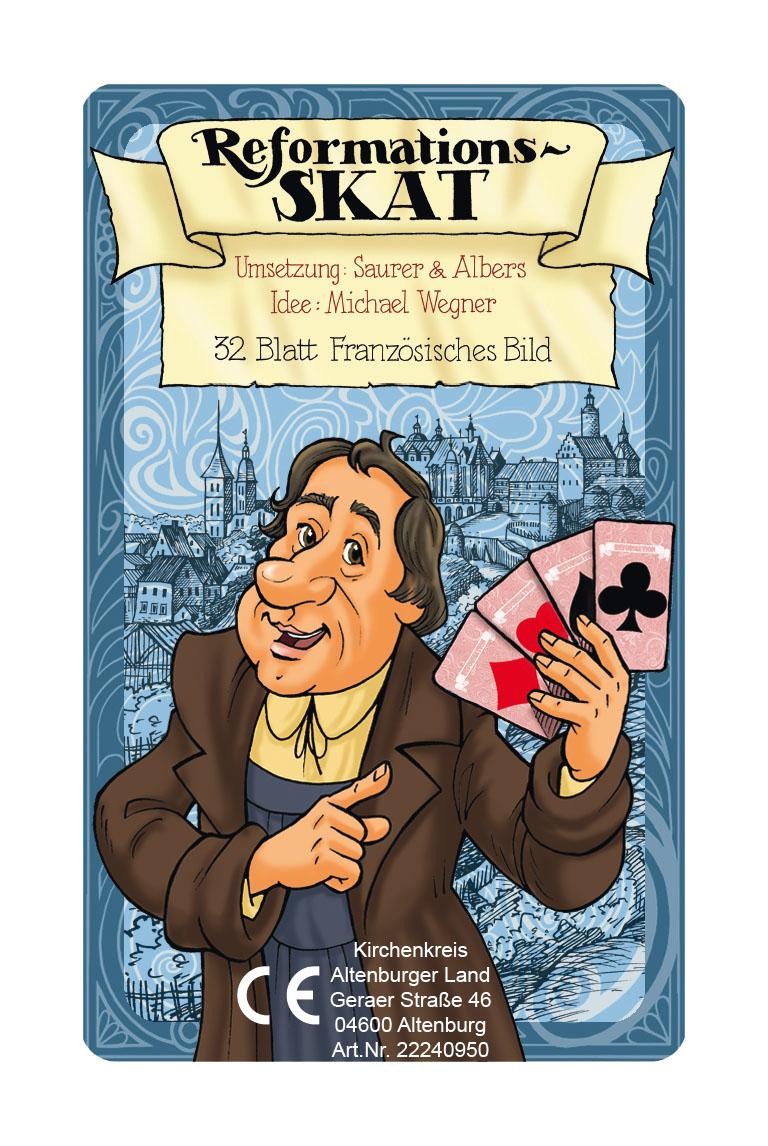 Reformations-Skat, Französisches Bild