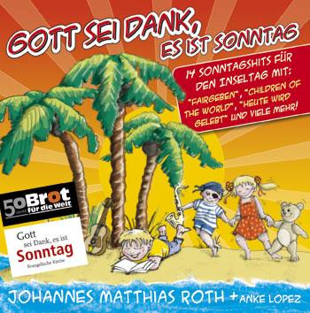 "CD ""Gott sei Dank, es ist Sonntag"""
