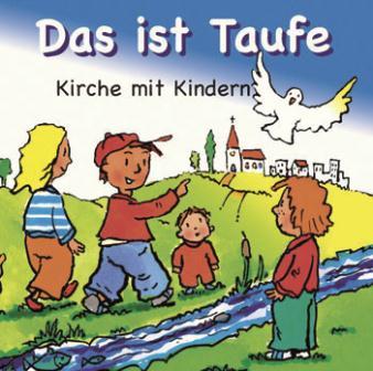 """Minibuch """"Das ist Taufe"""""""