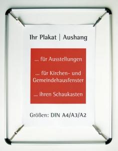 Poster-Rahmen DIN A4