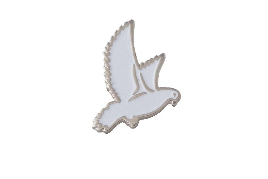 Pin Friedenstaube