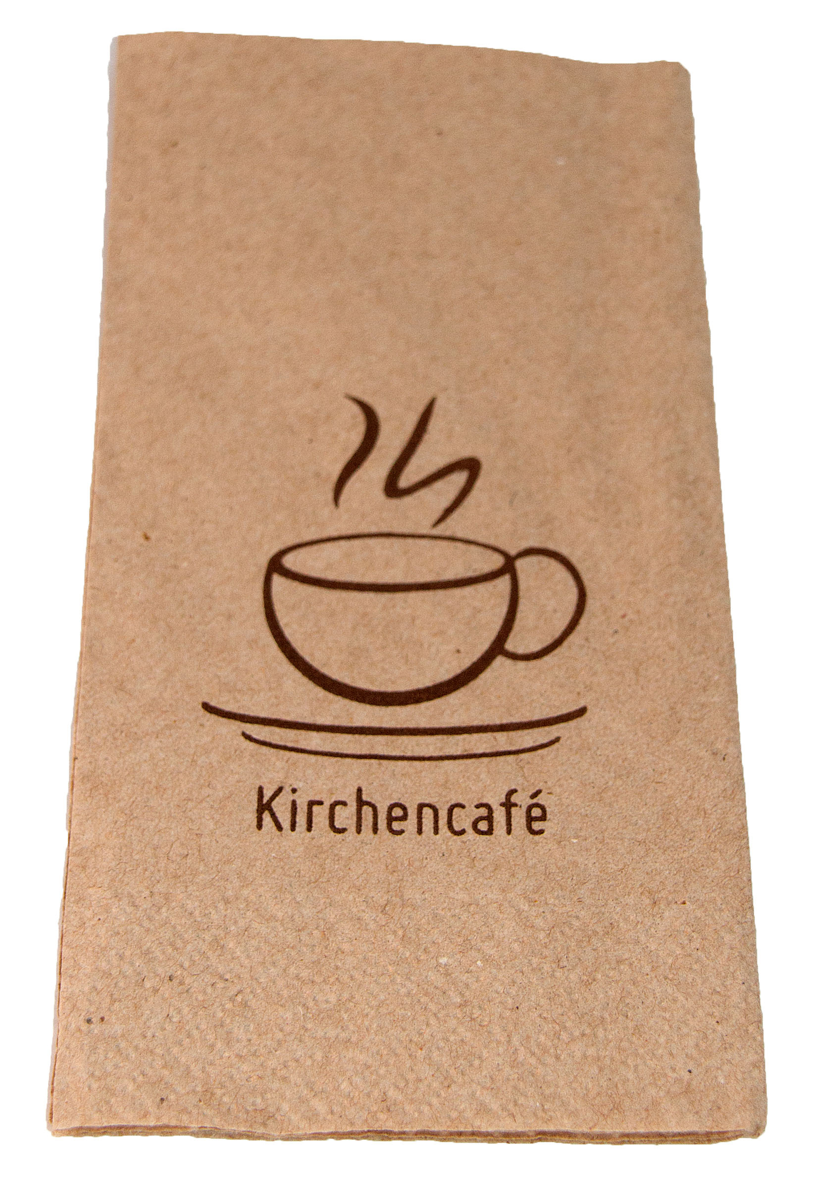 Bio-Servietten Kirchencafé