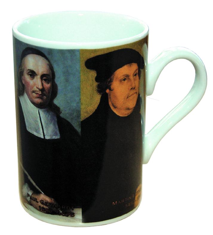 "Kaffeebecher ""soli deo gloria"""