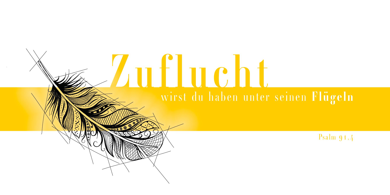 """Design-Karte """"Zuflucht"""""""