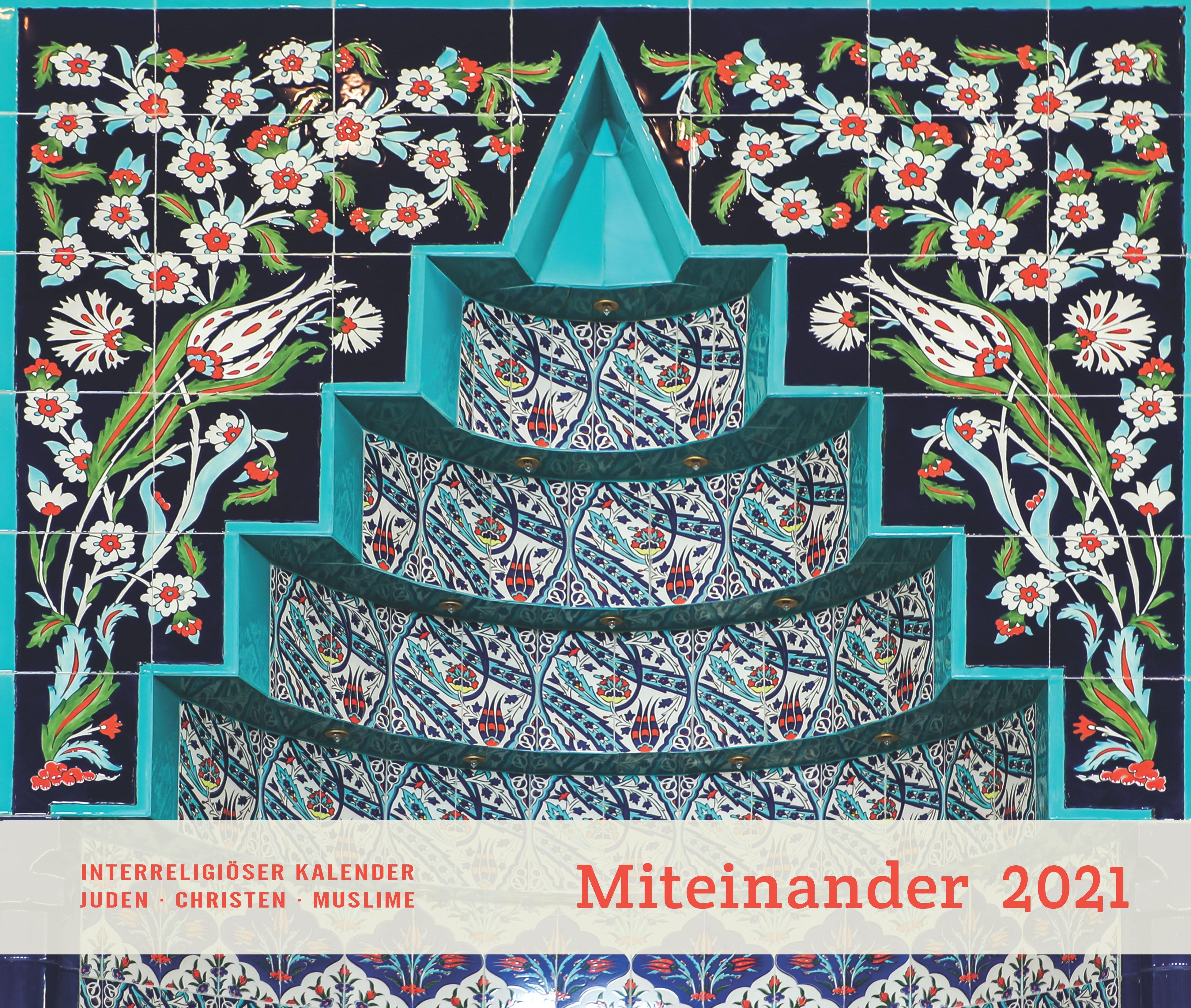 Miteinander Kalender 2021