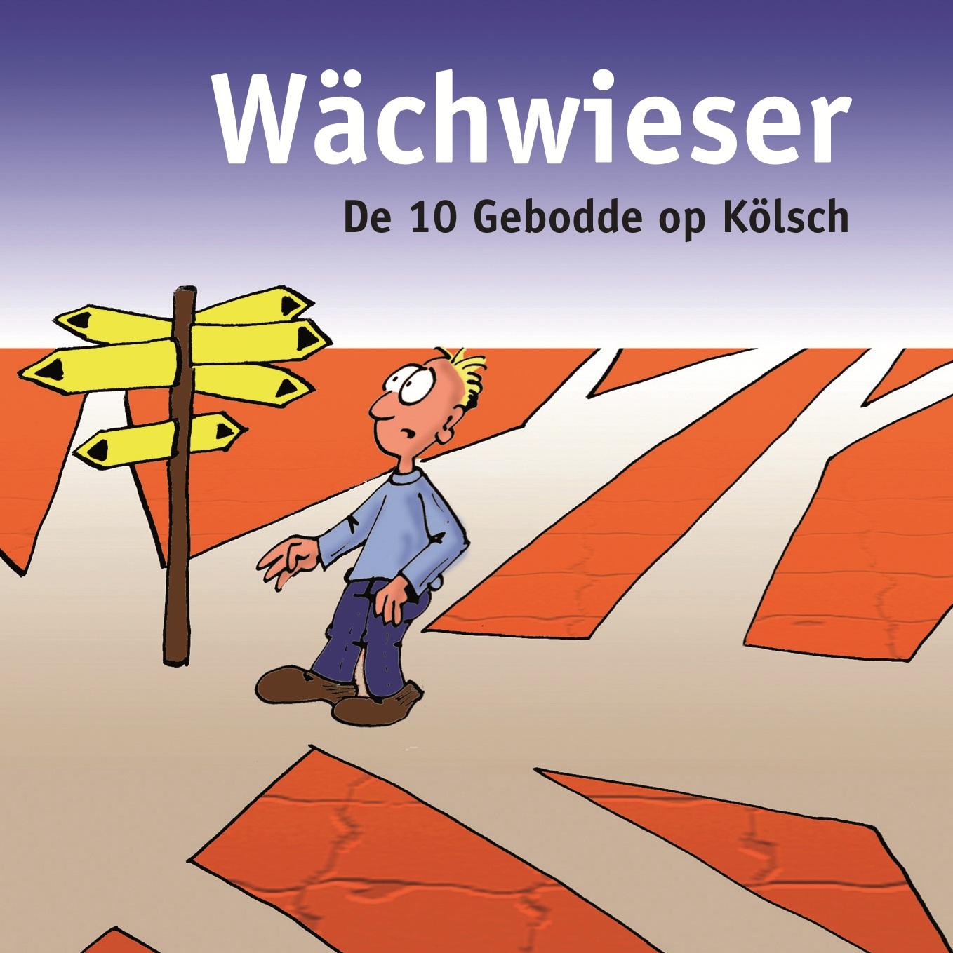 """Minibuch 10 Gebote """"Wächwieser"""""""
