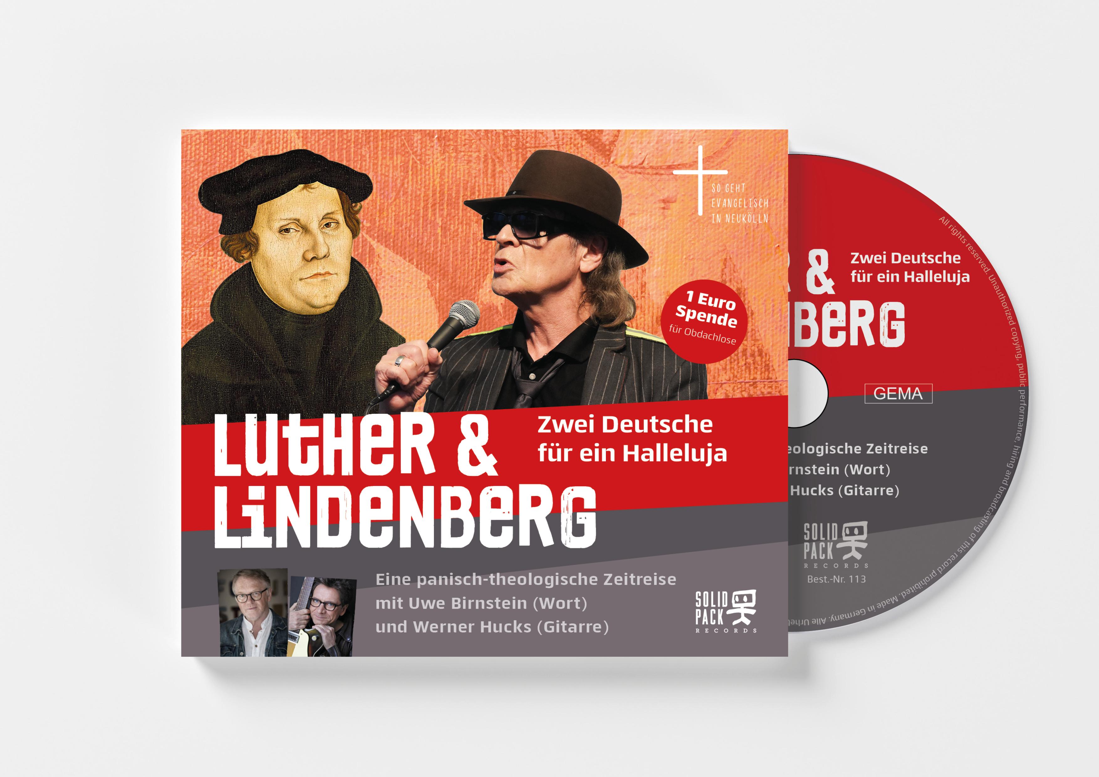 CD Luther & Lindenberg